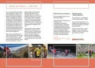 Albergo Sport Raselli ist auch Bike-Hotel