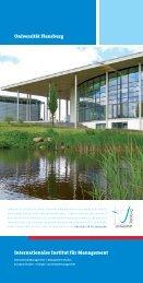Universität Flensburg_Broschüre_IIM 07.indd