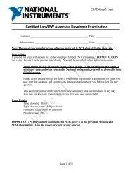 CLAD Sample Exam - E-oktat