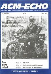 echo-1986-04 - ACM Automobilclub München von 1903 e. V.