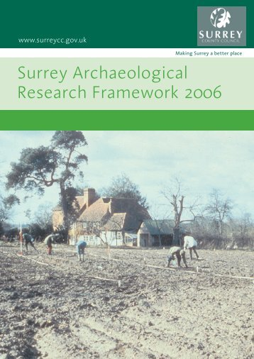 SARF Final document - Surrey County Council