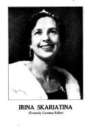 IRINA SKARIATINA - SDRC
