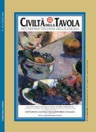 Selezionati dall'Accademia italiana della Cucina dopo pranzo