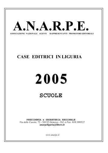 case editrici in liguria - Keope