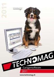 2011 Garagensoftware - Technomag AG