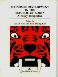 Economic Develo ... of Korea Part I[pdfa].pdf - ScholarSpace ...