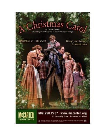 Print Version - McCarter Theatre