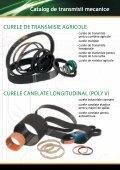 canice Catalog de transmisii mecanice CURELE DE TRANSMISIE ... - Page 2