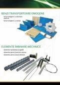 canice Catalog de transmisii mecanice CURELE DE TRANSMISIE ... - Page 5