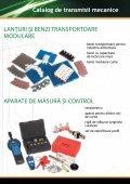 canice Catalog de transmisii mecanice CURELE DE TRANSMISIE ... - Page 6