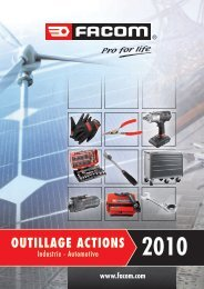 OUTILLAGE ACTIONS - Technomag AG
