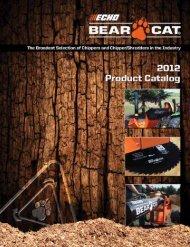 2012 Catalog - Bear Cat