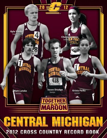 2012 Record Book (.pdf) - Central Michigan University Athletics