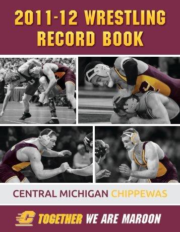 2011-12 Chippewa Wrestling - Central Michigan University Athletics