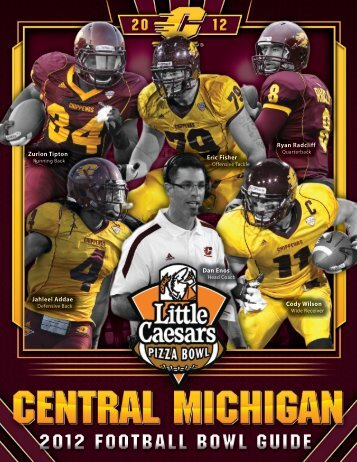 PDF Format - Central Michigan University Athletics