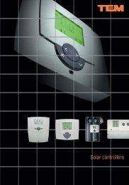 Solar controllers - TEM