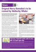 Fish friers Review - Mar / Apr 2012 - Issue 2 - National Federation of ... - Page 6