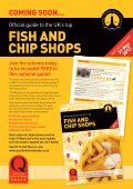 Fish friers Review - Mar / Apr 2012 - Issue 2 - National Federation of ... - Page 7