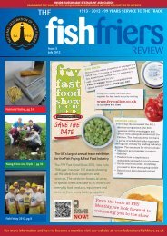 Jul 2012 - Issue 5 - National Federation of Fish Friers