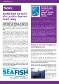 Jul 2011 - Issue 5 - National Federation of Fish Friers - Page 6