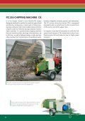 CHIPPING MACHINES – PZ SERIES - Pezzolato spa - Page 6