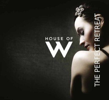 download our brochure - House of W