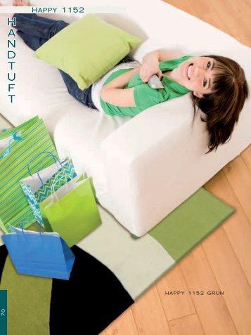 Teppiche - Handtuft
