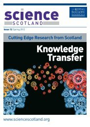 View this issue (PDF format) - Science Scotland