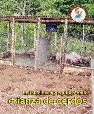 Instalaciones y equipos en la crianza de cerdos - Red de mujeres ...