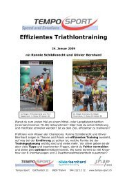 Triathlonseminar_09 LD - Tempo-Sport AG