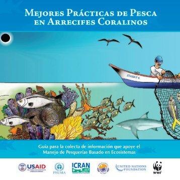Mejores Prácticas de Pesca en Arrecifes Coralinos