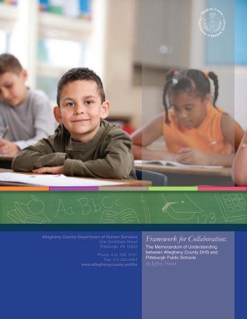 Framework for Collaboration: - University of Pennsylvania School of ...