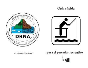 """Resumen Reglamento de Pesca 7949 - Puerto DRNA """"Navega por ..."""