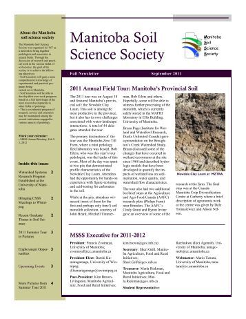 Fall newsletter 2011 pdf the yellow barn studio and gallery for Soil quality pdf
