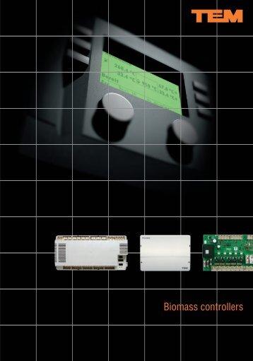 Biomass controllers - TEM
