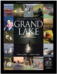 O' the Cherokees - Grand Lake, Oklahoma - You Want to be Here!