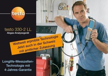 testo 330-2 LL - Testo AG