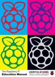 Education Manual - School of Computer Science Raspberry Pi ...
