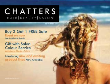 Buy 2 Get 1 FREE Sale - Chatters
