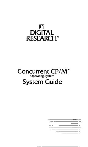 4 free Magazines from CPM Z80 DE