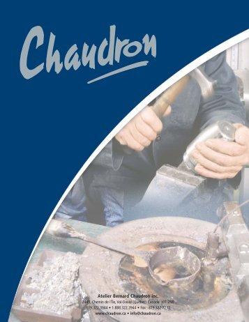 catalogue chaudron - Bonjour Québec.com