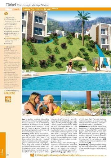 FTI - Türkei, Nordzypern - Sommer 2012 - Reise-Duell