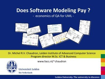 Does Software Modeling Pay.pdf - Ptidej Team