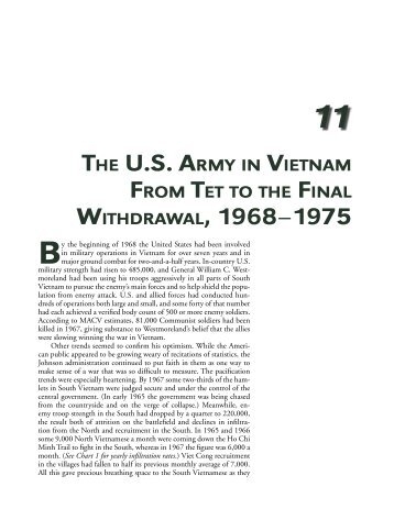 Chapter 11 - US Army Center Of Military History