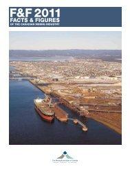 (MAC) – Facts & Figures-2011 - NWT & Nunavut Chamber of Mines