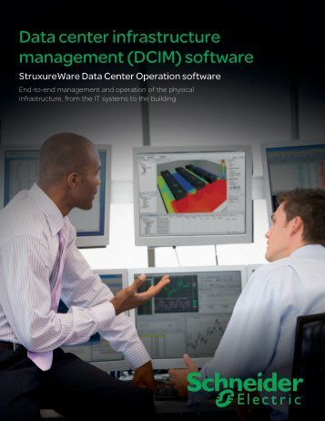 Data center infrastructure management (DCIM) software - APC Media