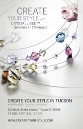 CREATE YOUR STYLE IN TUCSON