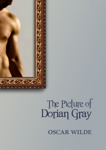 The Picture of Dorian Gr The Picture of Dorian Gray - ESL Teachers ...