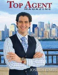 JOSHUA BARIS - Top Agent Magazine