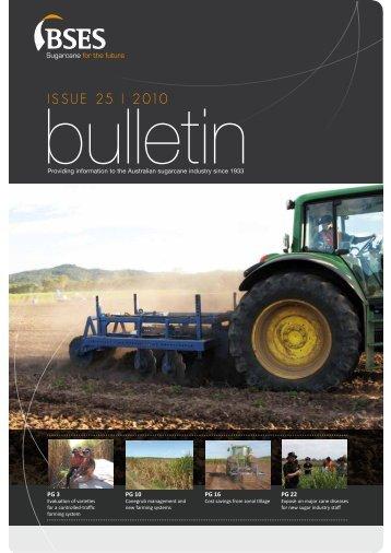 Bulletin 25 2010 - BSES
